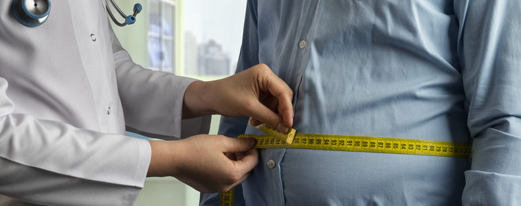 measuring belly fat