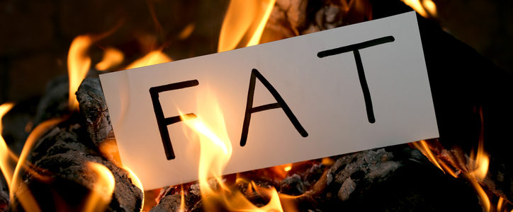 burning fat