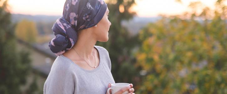 woman wearing head wrap